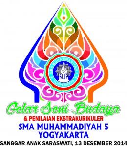 Logo Gelar Seni MUMA 2014